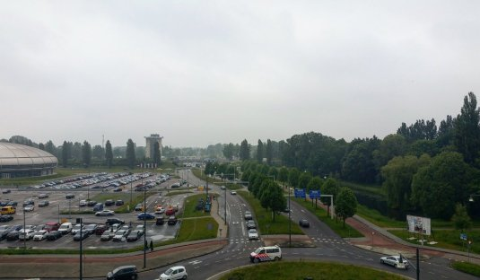 Balkonfoto